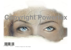 A4 Powerprint paper Blue eyes