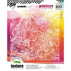 Art printing het grote wiel