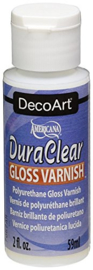 Dura clear gloss varnish 59 ml