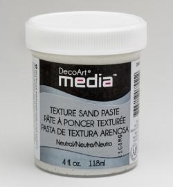 Texture Sand Paste (White) 118 ml.
