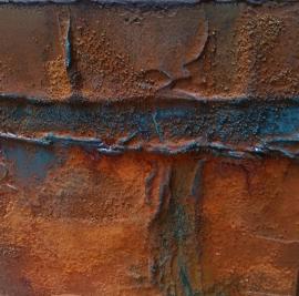 Rusty Powder schilderij