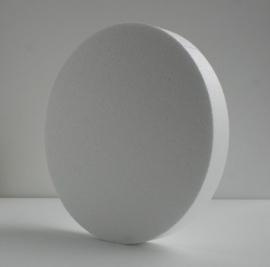 Styropor cirkel 40 cm, 5 cm dik