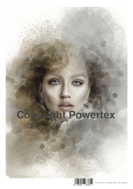 A3 Powerprint paper  The Ice Queen Color