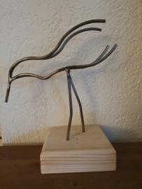 Vogel frame