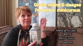 Gratis minicursus Powertex