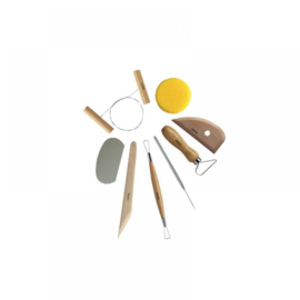 8 modelling/sculpting tools