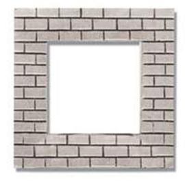 Pixie Press Metal Frames - Bricks