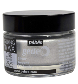 Gilding Wax Silver 30 ml