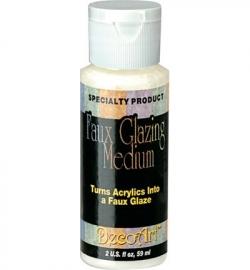 Faux Glazing medium