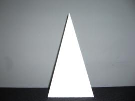 Piramde styropor 15 cm