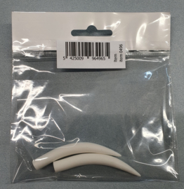 Olifant tand S 7 cm