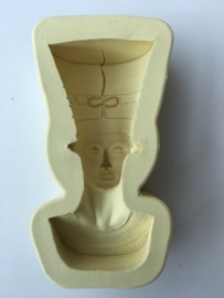 Egyptian mould nefertete 6 x 11,5