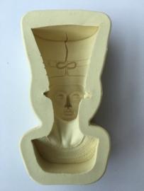 Egyptian mould nefertete 6 x 11,5