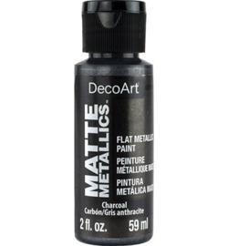 Matte Metallics Charcoal