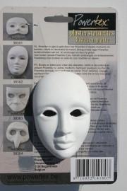 Masker gezicht 4x6,5x8 cm