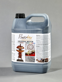 Powertex Zwart 5 liter