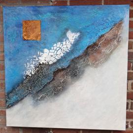 Powertex schilderijen