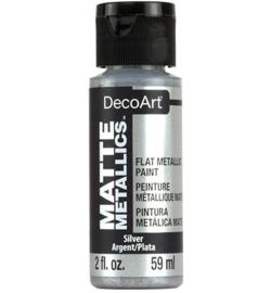 Matte Metallics Silver