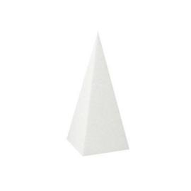 Styropor Pyramide hoog 50 cm