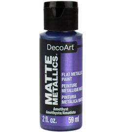 Matte Metallics Amethyst