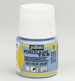 Porcelaine Pastels 51 Pastel Blue 45 ml.