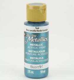 Teal Dazzling Metallics