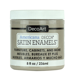 Enamels Satin Grey Taupe 236 ml.
