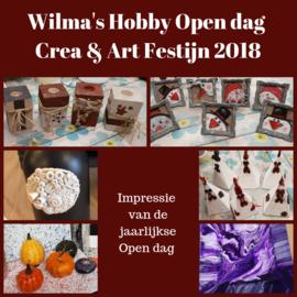 Open dag Crea & Art Festijn 2018