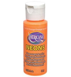 Neon Torrid Orange