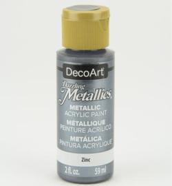 Zinc metalic