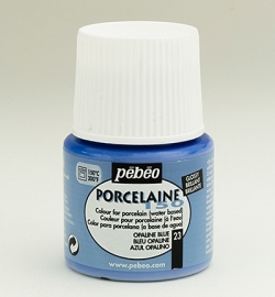 Pebeo 23 Opaline Blue 45 ml.