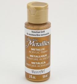 Venetian gold metalic