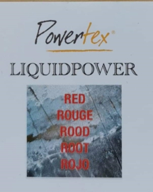 Liquidpower Rood 100 ml.