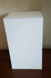 Styropor blok 12 x 12 x 20cm