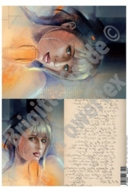 Laserprint A3 Lilac