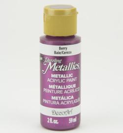 Berry  Dazzling Metallics