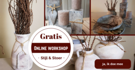 Gratis Online workshop