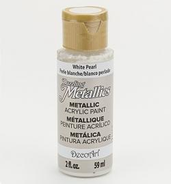 White Pearl metallic