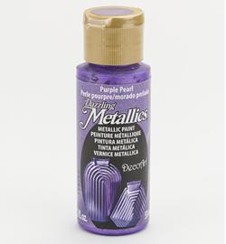 Purple Pearl  Dazzling Metallics