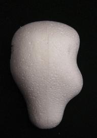 Styropor poppenkopje