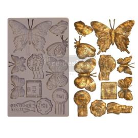Butterfly In Flight 5x8 Inch Mould