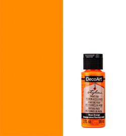 Stylin Neon Orange