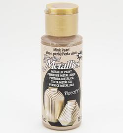 Mink Pearl Dazzling Metallics