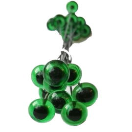 Oog Groen 8mm