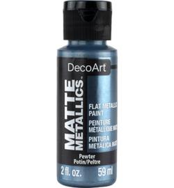Matte Metallics Pewter