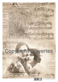 A3 Powerprint paper Le Baiser