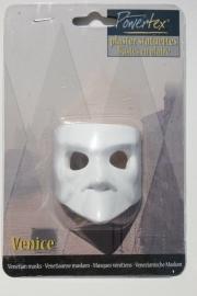 Masker  Grimmig 6x6x4,5 cm