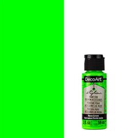 Stylin Neon Green