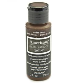 Multi-Surface Satin Coffee bean