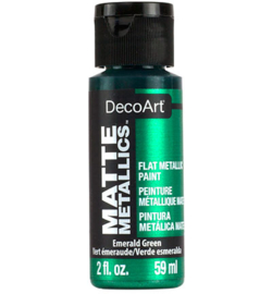 Matte Metallics Emerald Green